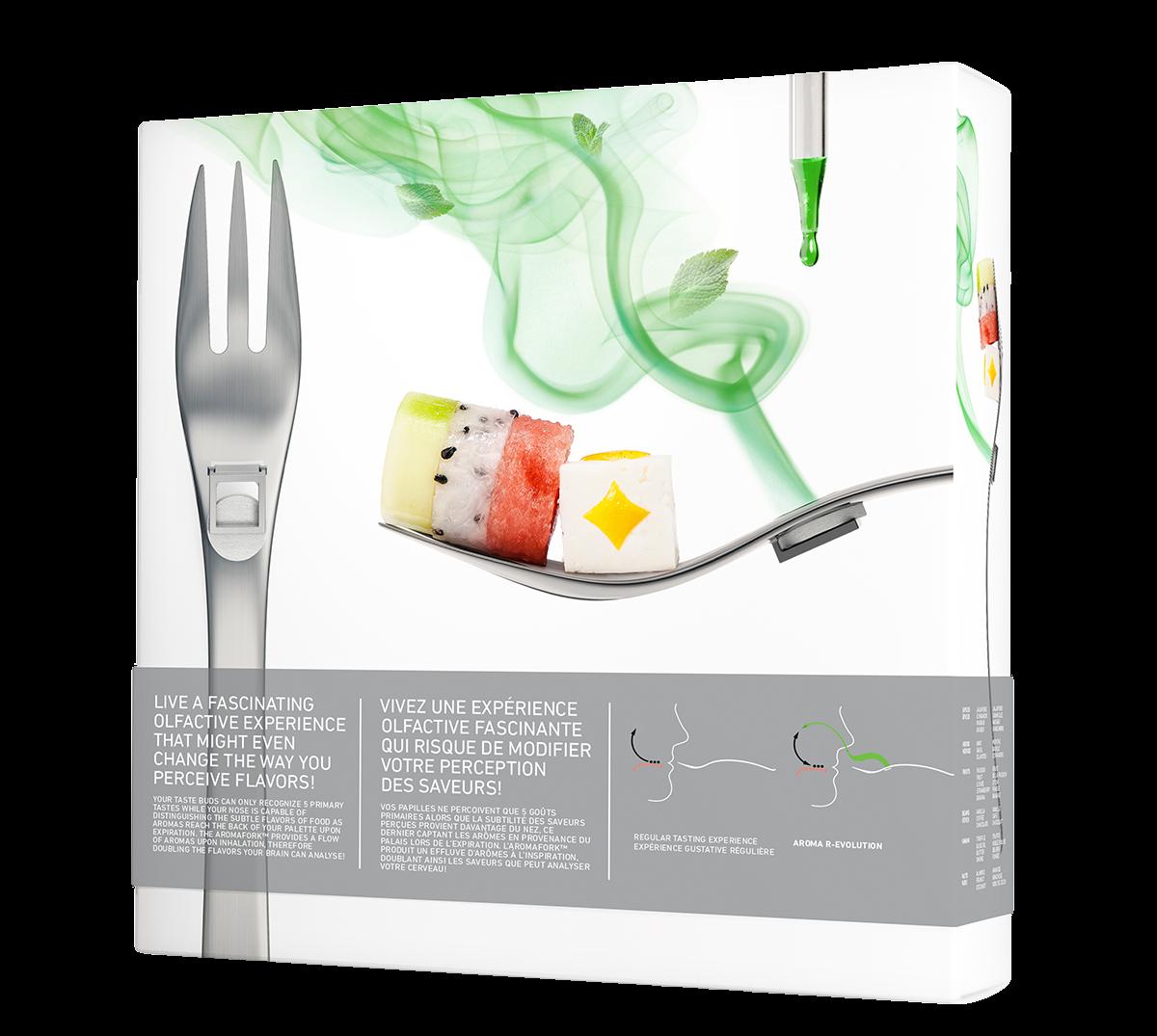 Kit de Aroma R-Evolution - Cocina molecular en casa