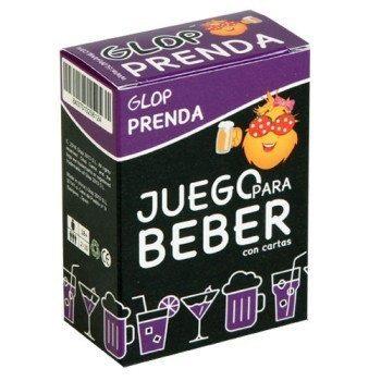 Glop Prenda - Juego striptease para beber