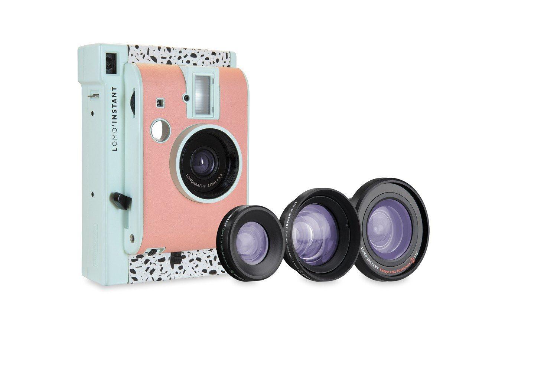 Lomo'Instant Milano: Una cámara instantánea para sorprender
