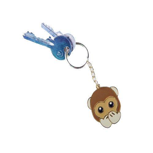 Emoticono -llavero forma de Mono