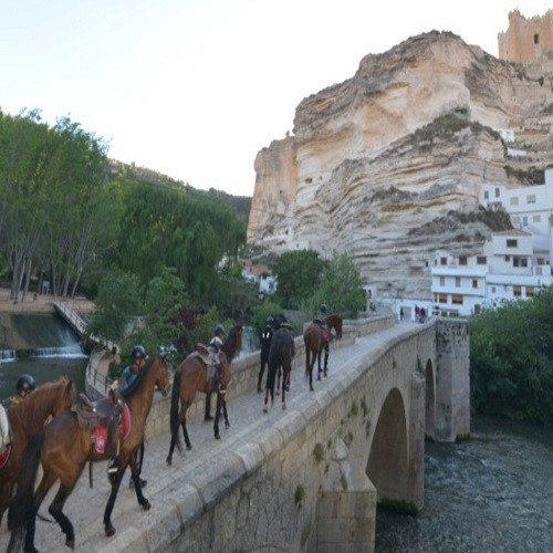 Ruta a Caballo - Albacete