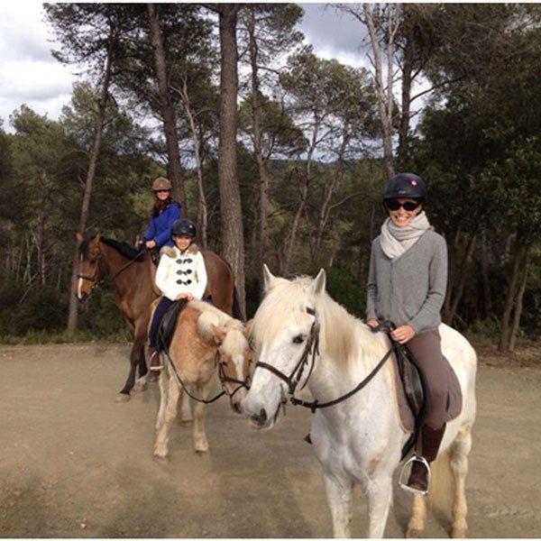 Ruta a Caballo por Collserola - Barcelona