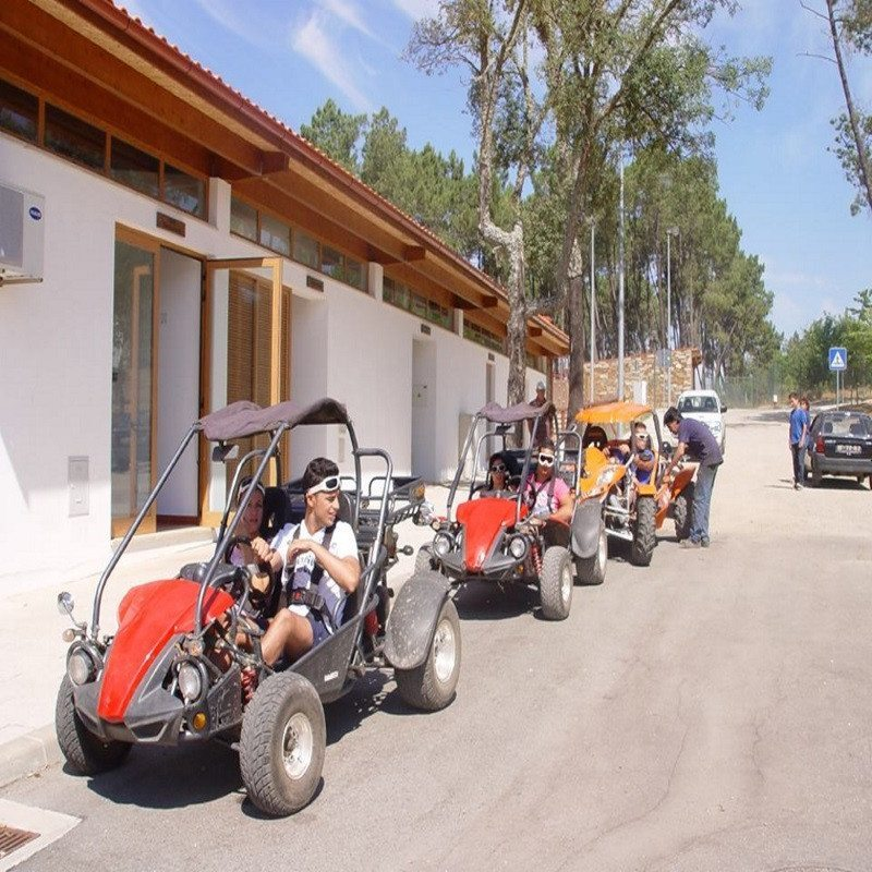 Ruta en Kart Cross por la Comarca de Tras os Montes - Portugal
