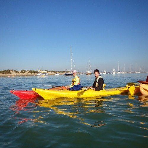 Ruta en Kayak por el Parque Natural Bahía de Cádiz - Cádiz