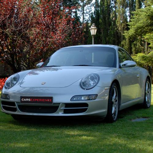 Ruta en Porsche 911 Carrera por Barcelona - Barcelona