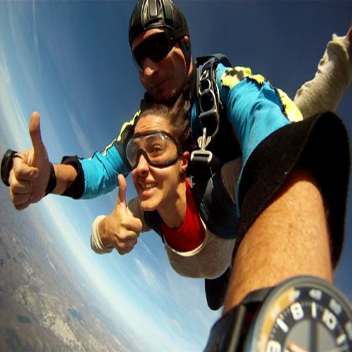 Salto Tándem en Paracaídas – Soria