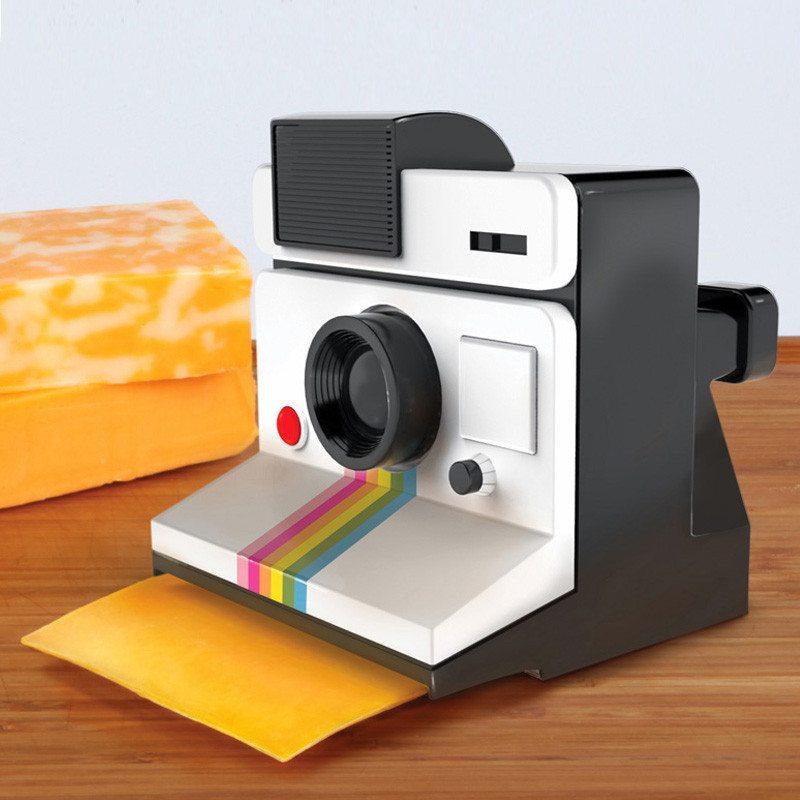 Say cheese Käsehobel?