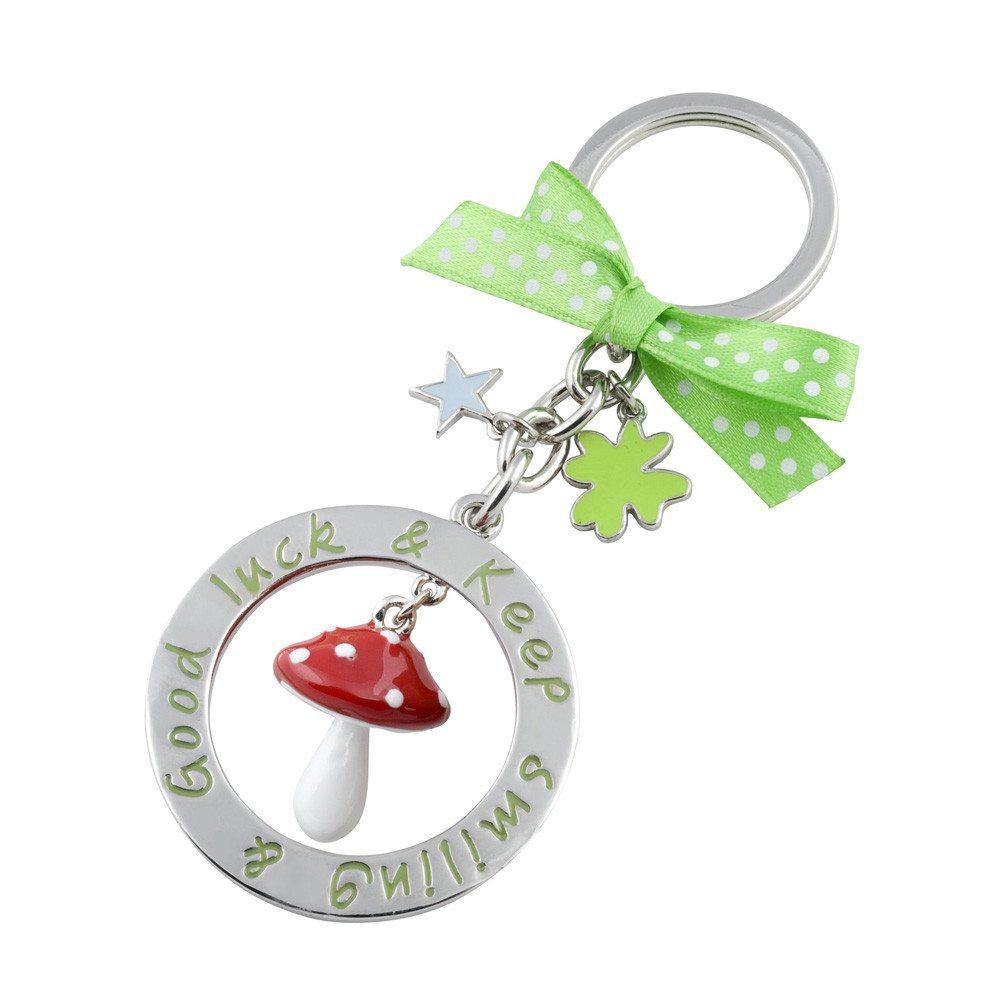 Schlüsselanhänger Pilz