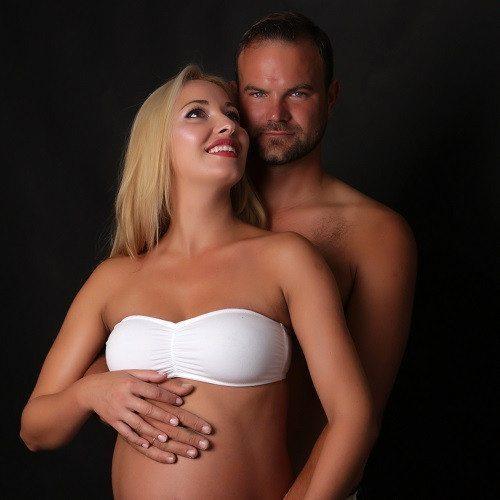 Sesión fotográfica para embarazadas - Oviedo