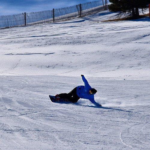 Snowboard Freestyle en grupo en La Molina - Girona