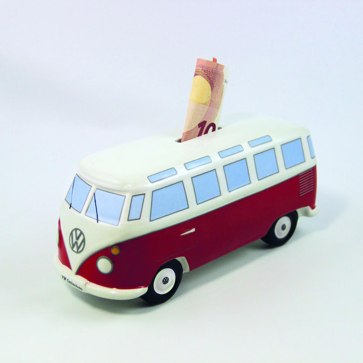 Hucha VW Bulli - clásica