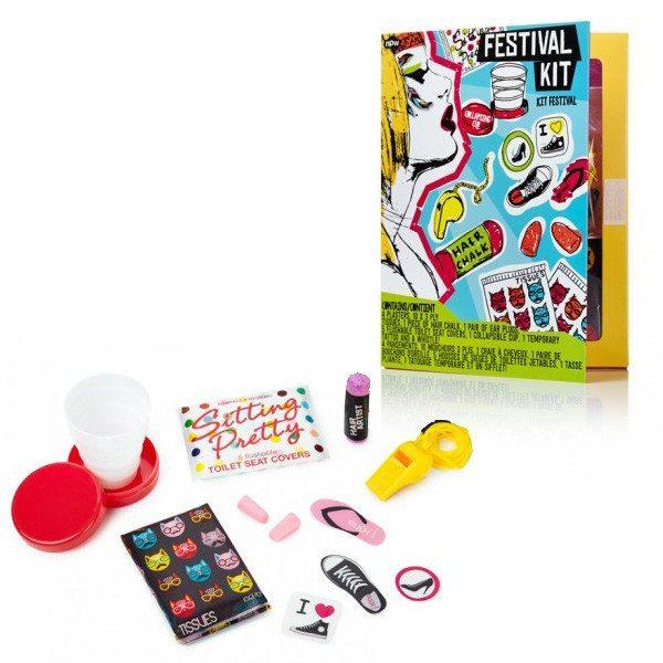 Survival-Kit fürs Festival