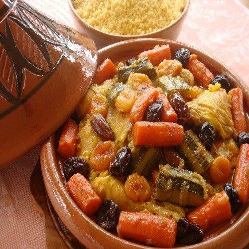 Taller de Cocina Marroquí - Sevilla