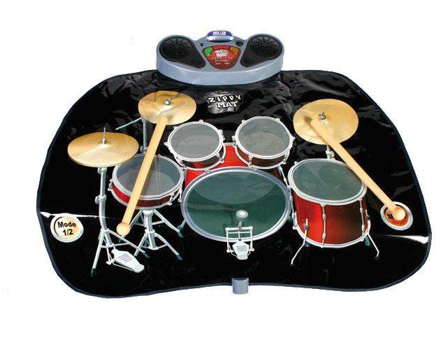 Tapete musical para pequeños percusionistas – Batería