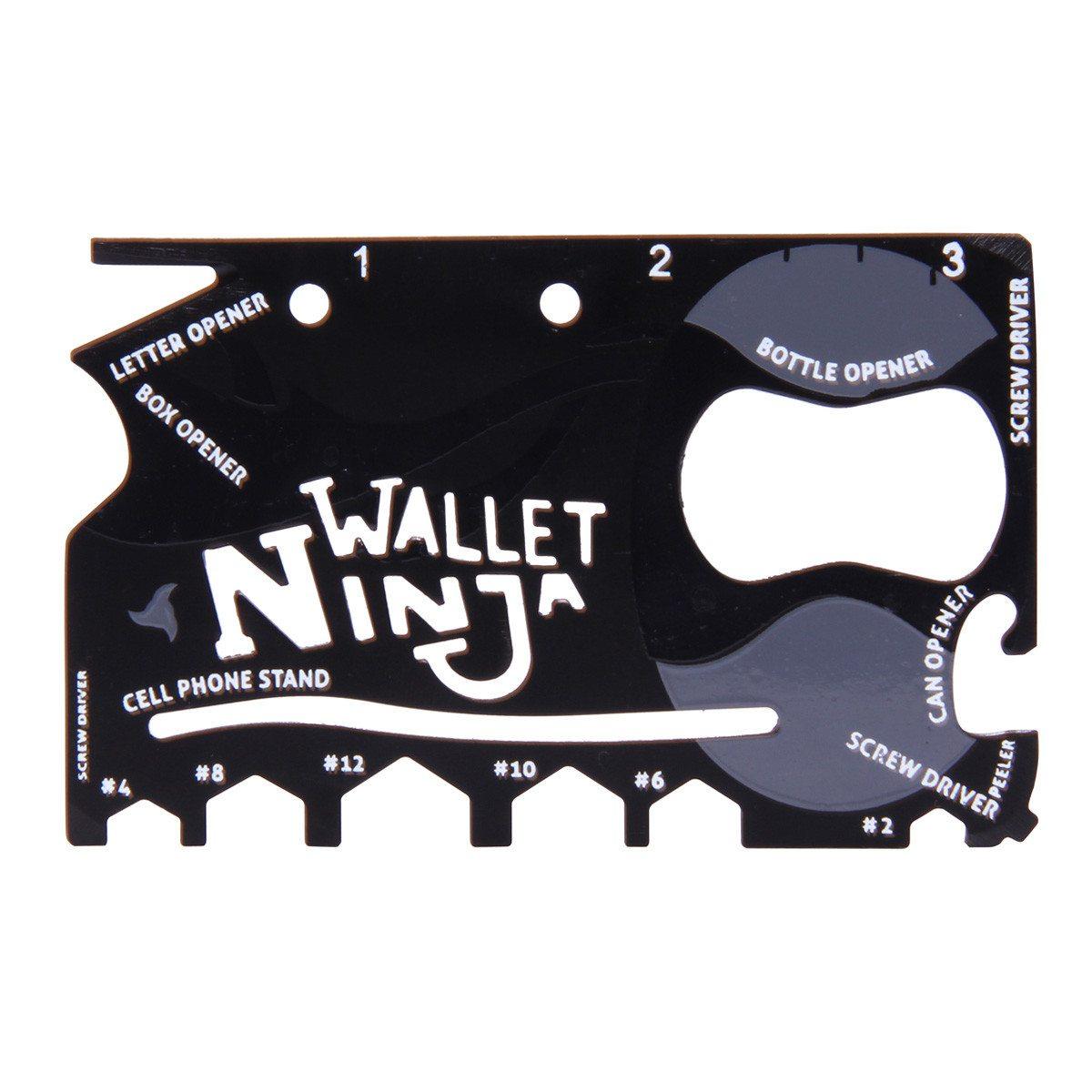Taschen-Ninja - Das 16in1 Multitool