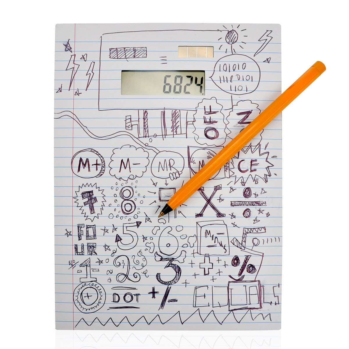 "Calculadora ""dibújala tú mismo"" para matemáticos artísticos"