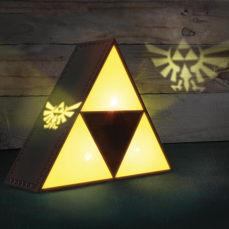 "The Legend of Zelda: Lámpara ""Triforce"""