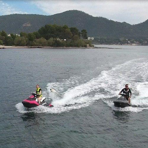 Tour Jet Ski Cala Varques - Mallorca