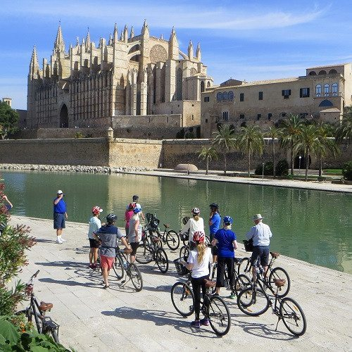 Tour por Palma en bicicleta - Mallorca