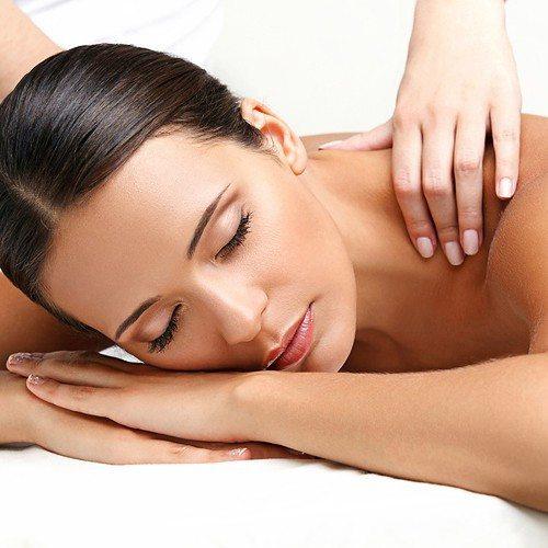 Tratamiento exfoliante y masaje de espalda - Murcia