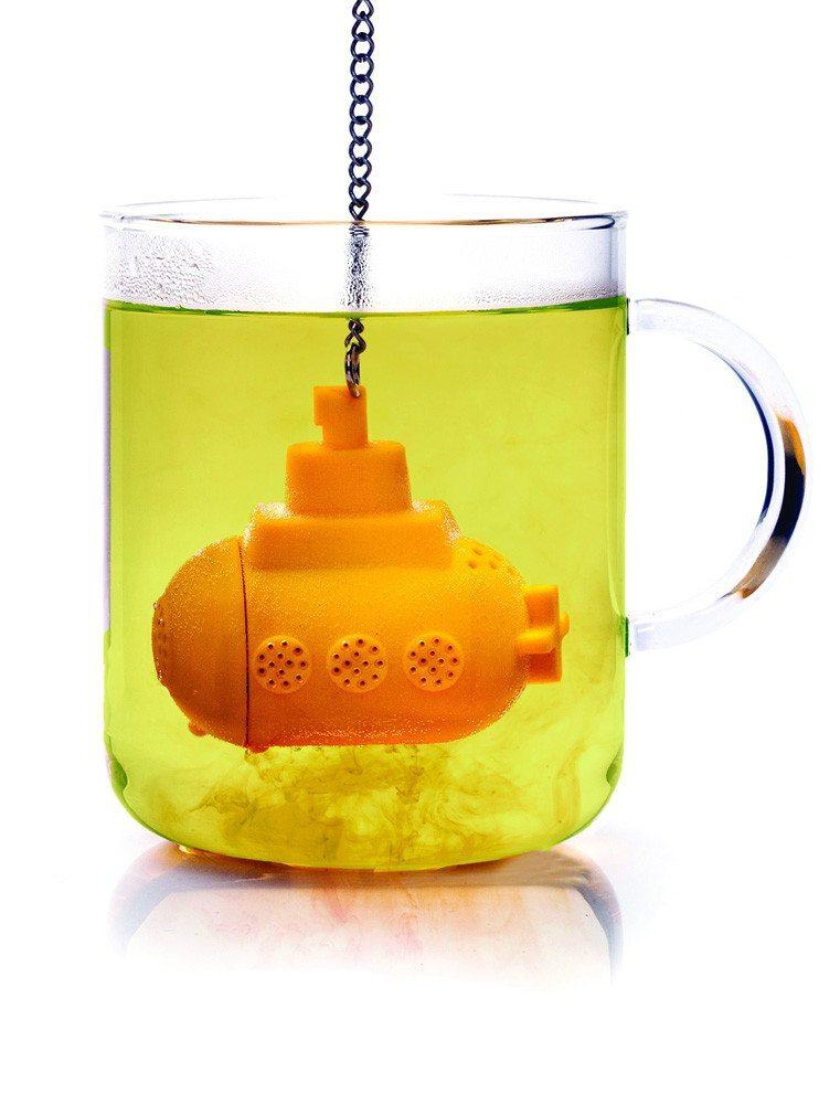 """Difusor de té """"Submarino amarillo"""""""