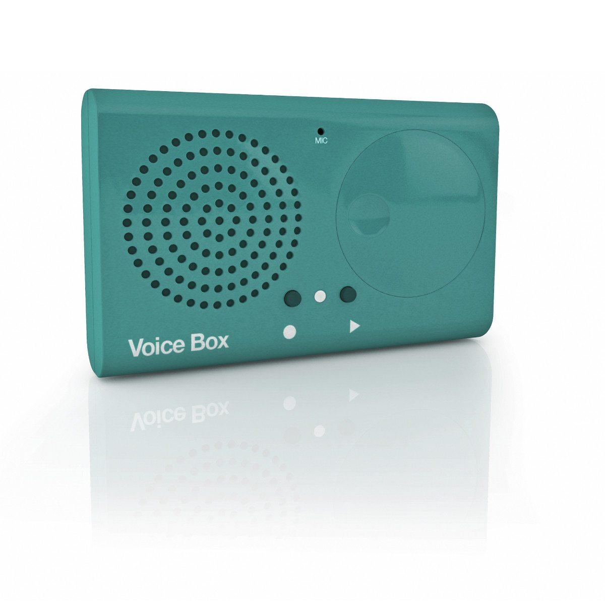 """Grabadora de audio con efectos de sonido """"Voice Box"""""""