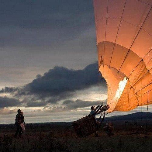 Vuelo en globlo exclusivo para parejas - Segovia