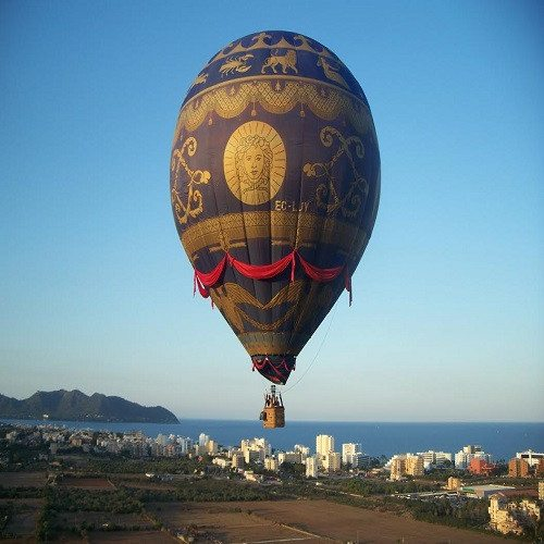 Vuelo en globo esclusivo para 2 - Mallorca