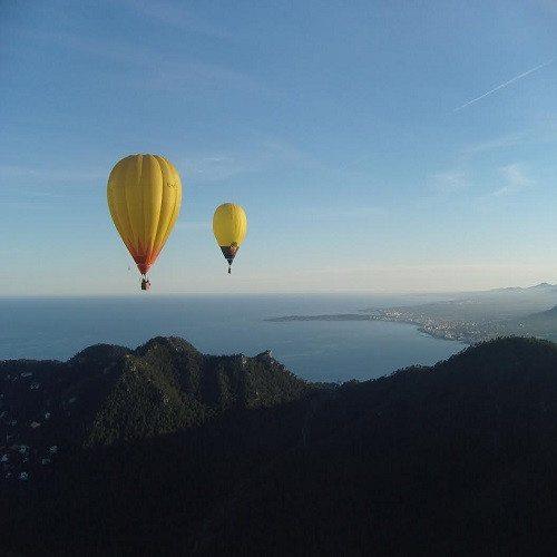 Vuelo en globo - Mallorca