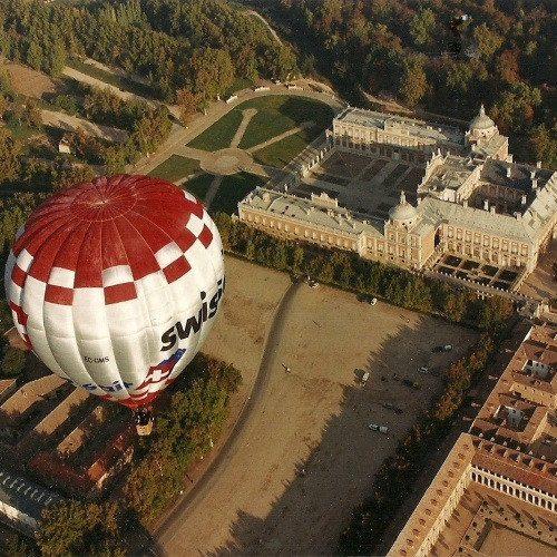 Vuelo en globo sobre Aranjuez - Madrid
