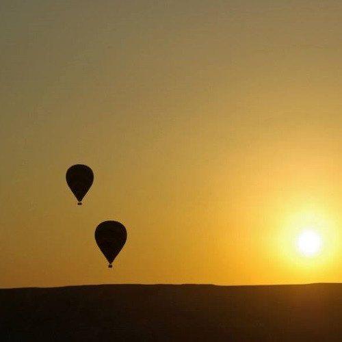 Vuelo en globo sobre la Costa Brava - Gerona