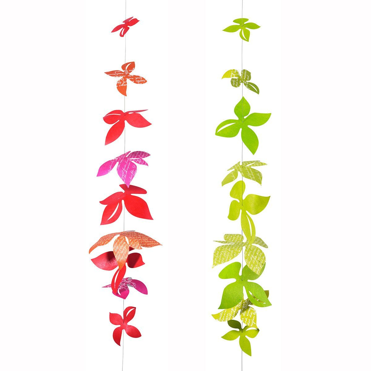 Windblüten-Blumengirlande