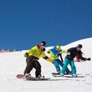 Aventura Snow en Sierra Nevada - Granada