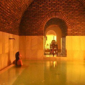 Baño Árabe - Toledo