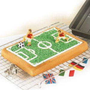 Tarta campo de futbol
