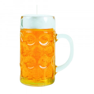 "Bierkerze ""Maßkrug"""