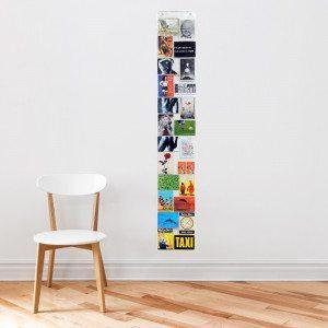 Bildergalerie mit 24 Foto-Taschen