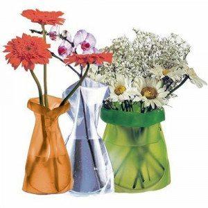 Blumenvase Le Sack Grün