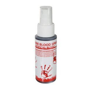 Blut-Spray