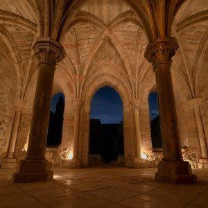 Book de Fotos de noche en Monasterio Monsalud - Madrid
