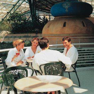 Caldea y Almuerzo en pareja - Andorra