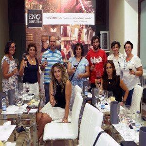 Cata dirigida de 5 vinos - Toledo