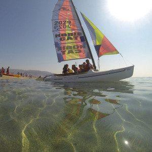 Catamarán - Almería