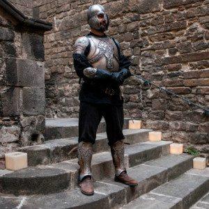 Cena con Espectáculo Medieval - Barcelona