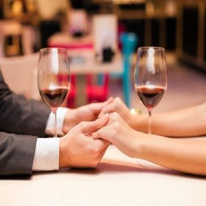 Cena romántica vegetariana - Madrid