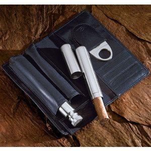 Estuche para puros Churchill - un toque  de elgancia y distinción