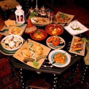 Circuito de Baños Árabes en pareja con cena degustación - Cádiz