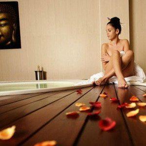 Circuito zen con masaje relajante - Almería