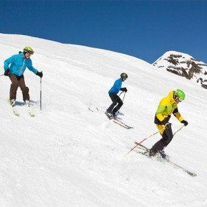 Clase Grupal de Ski - Granada