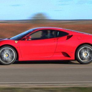 Conduce un Ferrari en Carretera - Huelva